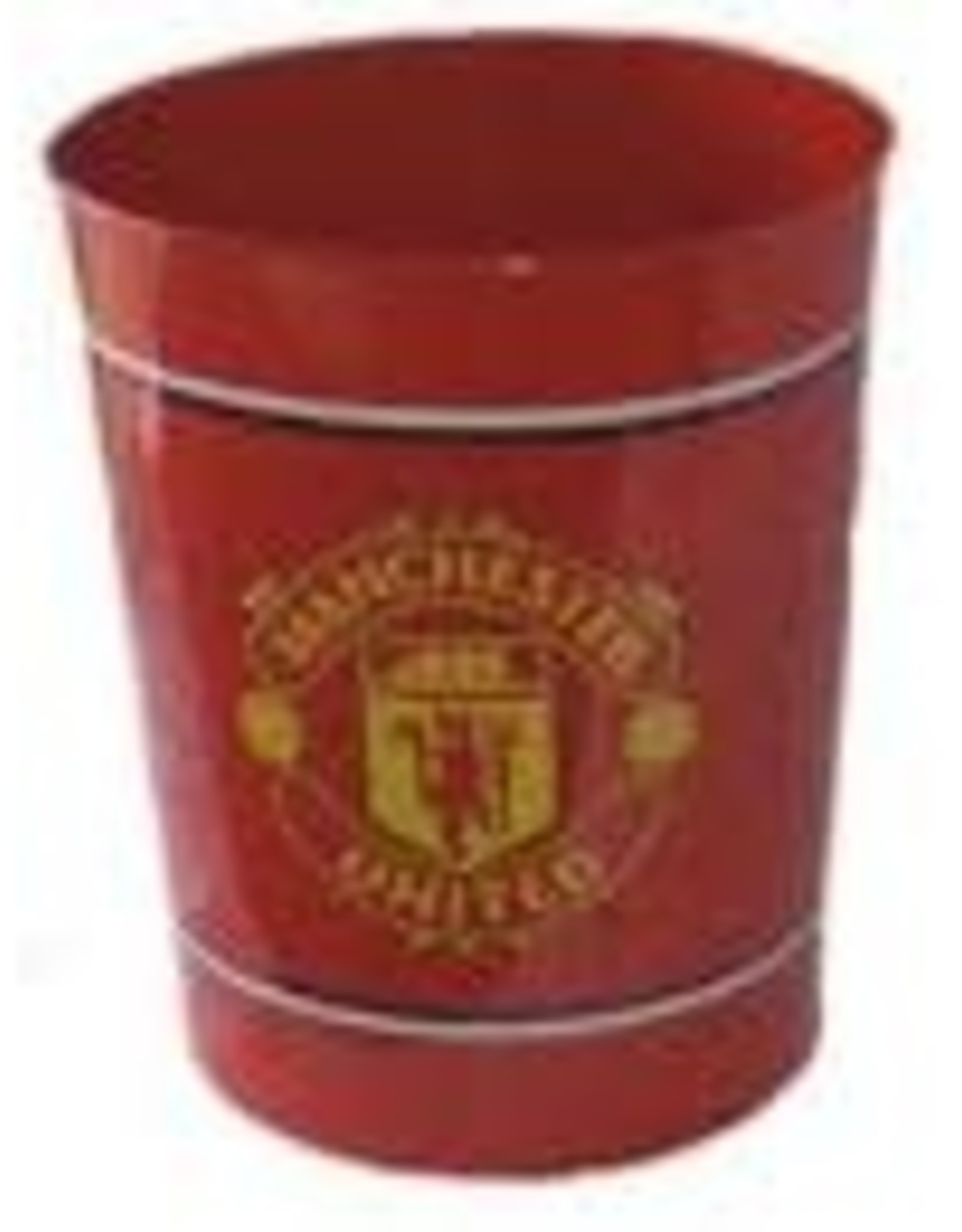 Manchester United Trash Can