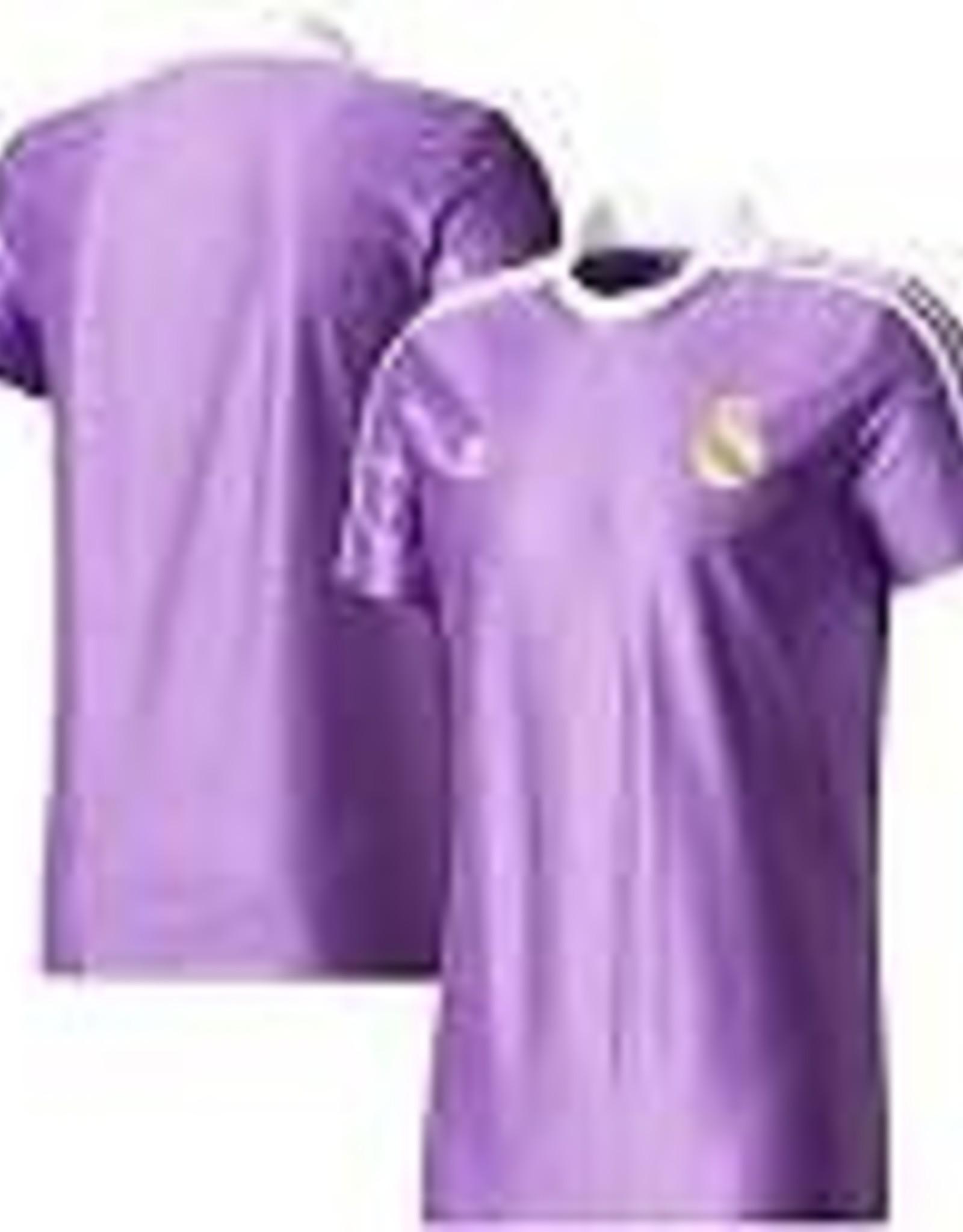 Adidas Adidas Real Madrid Away Jersey Purple