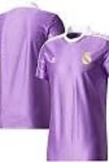 Adidas Adidas  Real Madrid Jersey Purple