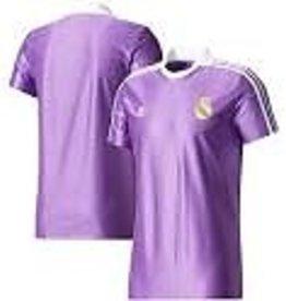 Adidas Adidas Yth Real Madrid Jersey Purple