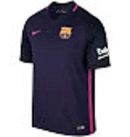 Nike Nike Yth Barca Away Jersey Purple