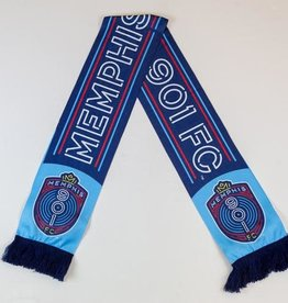 Memphis 901 Memphis  901 FC  Scarf