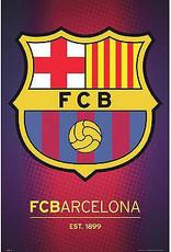 FC Barcelona Crest Poster