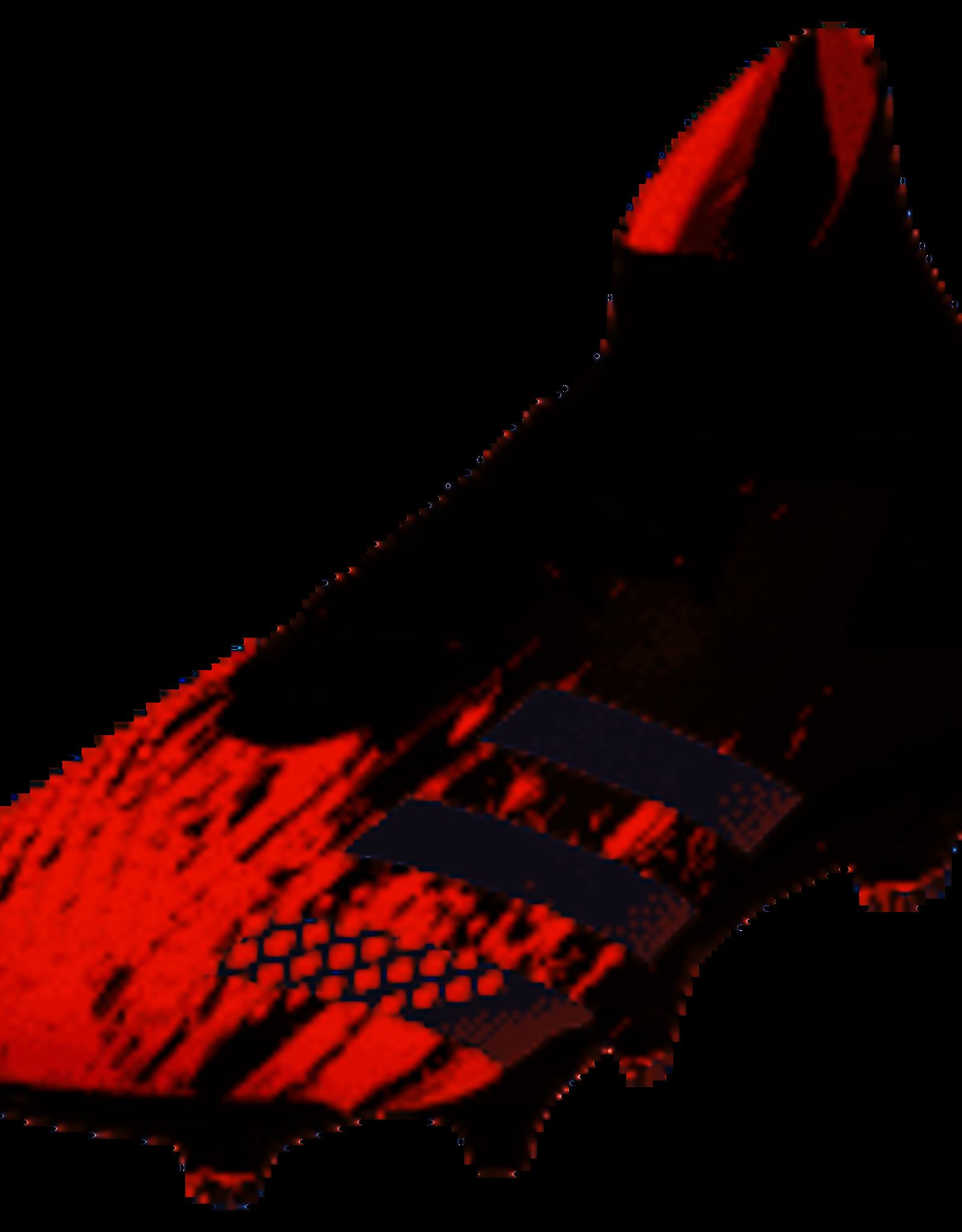 adidas Predator 20.1 FG Firm Ground Soccer Cleat - Black/White/Red Item