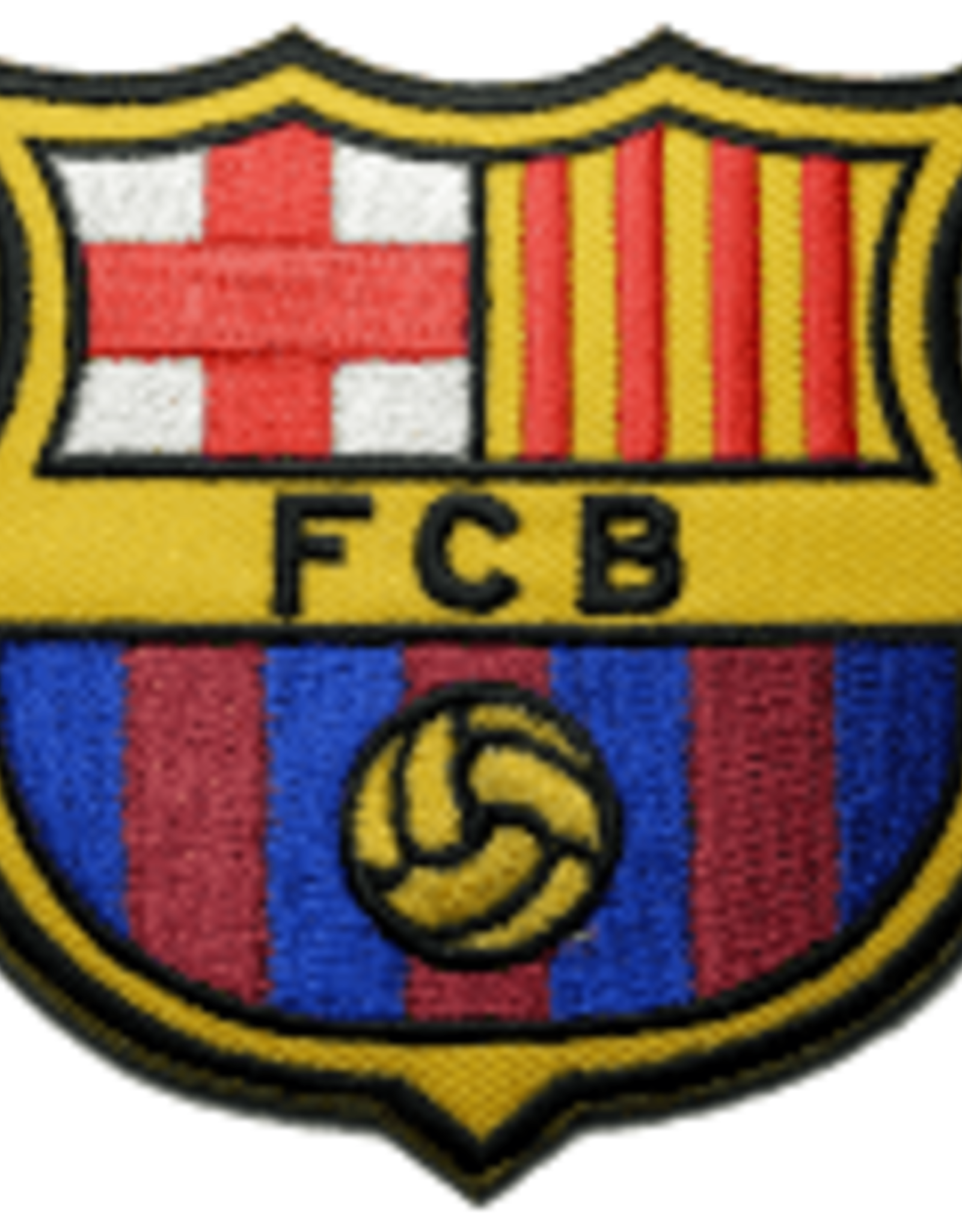 Fast Patches FC Barcelona Patch