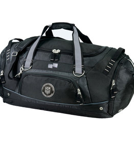 Official Sports OS USSF Black/Grey Competition Duffle