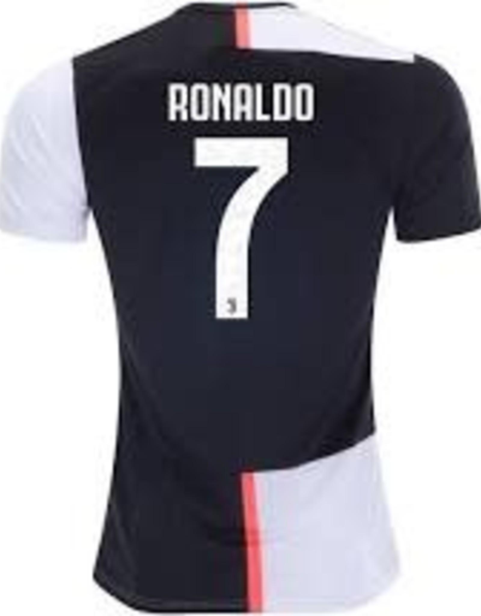 Adidas Adidas Cristiano Ronaldo Juventus Home Jersey 19/20