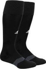 Adidas Chickasaw FC Adidas Metro Black Sock