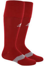 Adidas Adidas Metro Red Socks