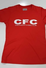 A4 Chickasaw FC Select Girls A4 Jerey Red