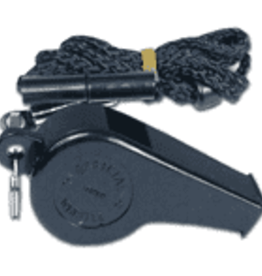 Champro Champro Plastic  Whistle with Lanyard