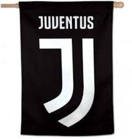 """Juventus Vertical Flag 28"""" x 40"""