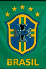 "wincraft CBF Brasil Vertical Flag  27"" x 37"""