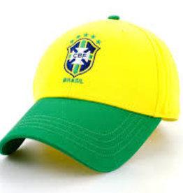 Brasil CBF Crest Hat