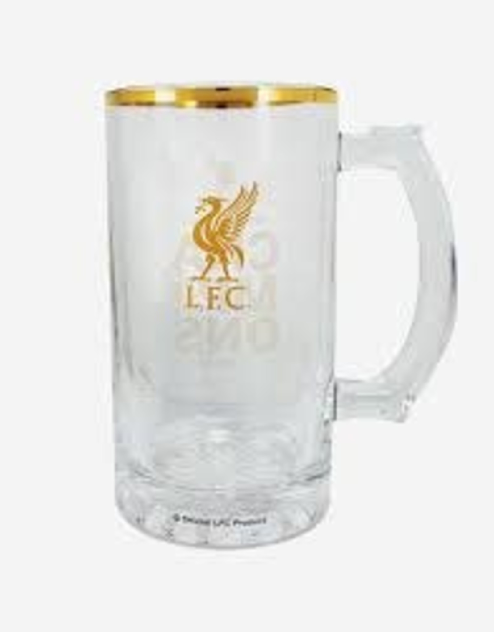 Liverpool Gold Beer Stein