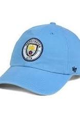 Manchester City Sky Blue Crest Hat