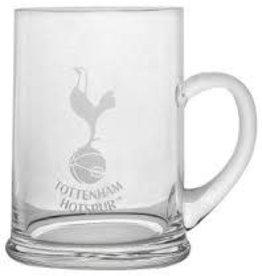 Tottenham Frosted Glass Mug