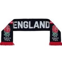 England Ruby Knitted Scarf