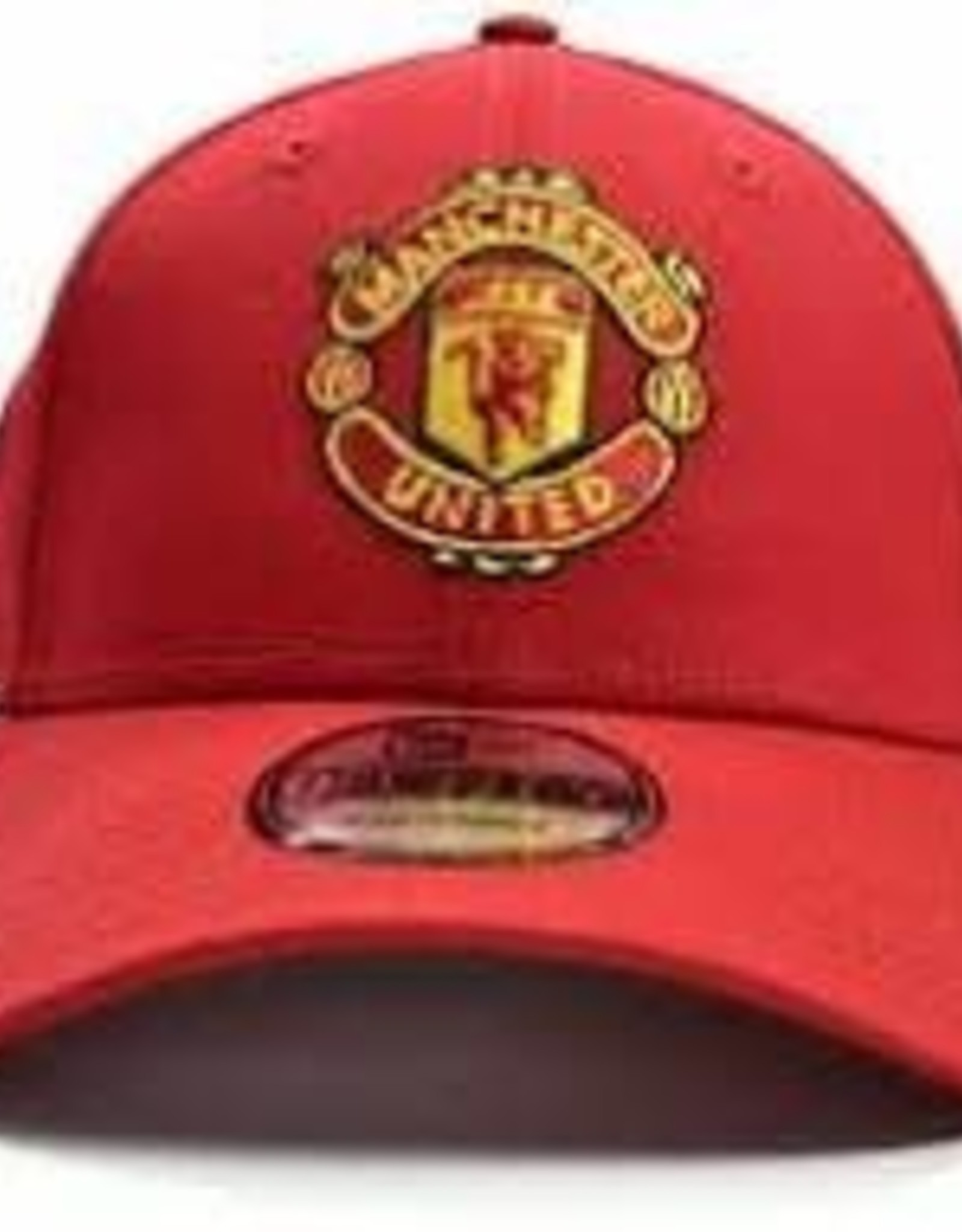 Manchester United Red Crest Hat