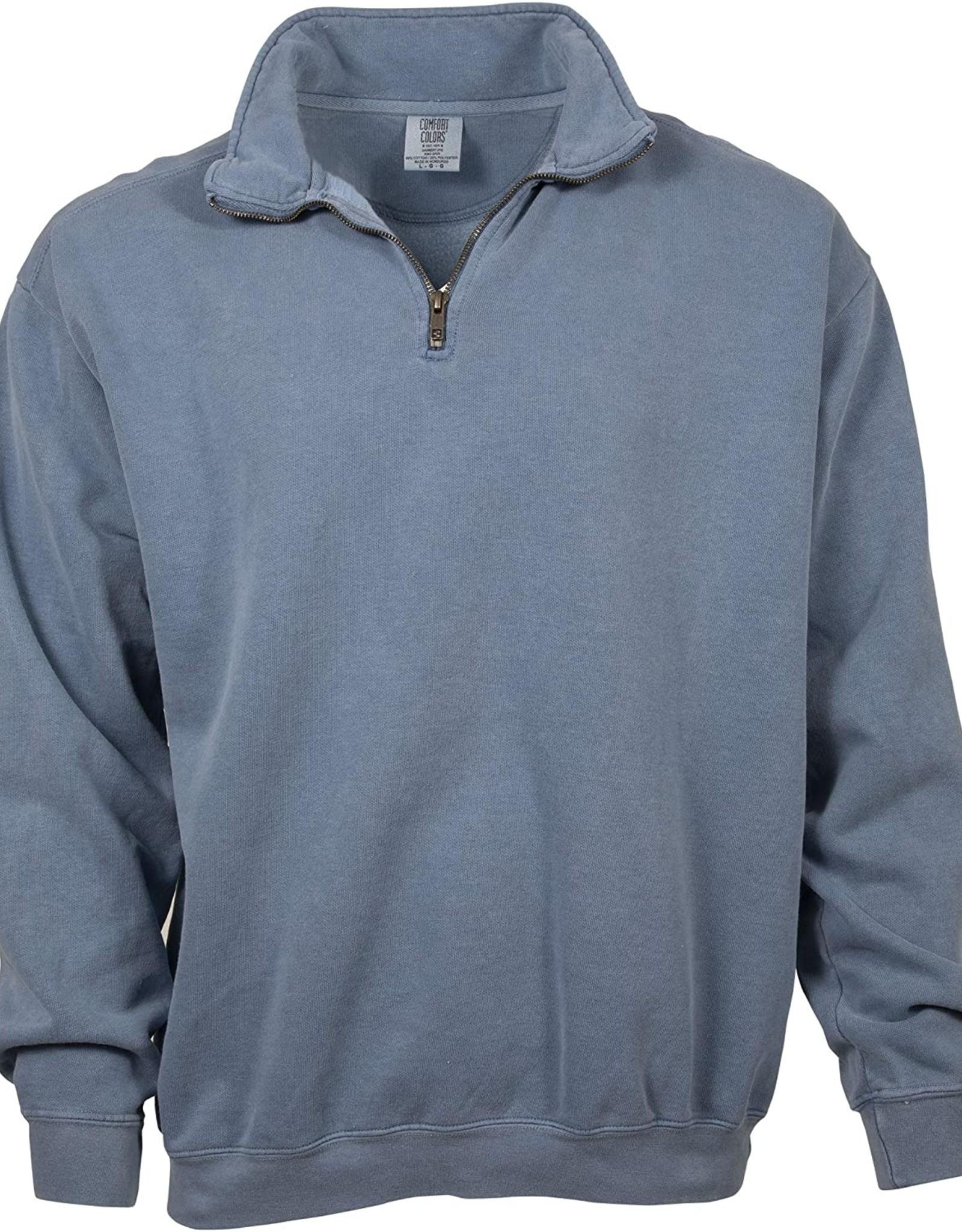 Comfort Colors Comfort Colors 1/4 Zip Sweatshirt