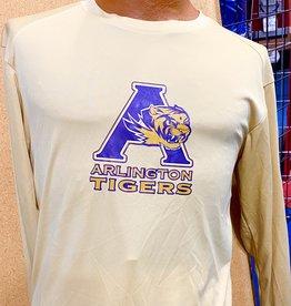 Badger Arlington L/S with Tiger Logo
