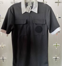 Official Sports USSF Economy S/S Jersey Black Adult Small