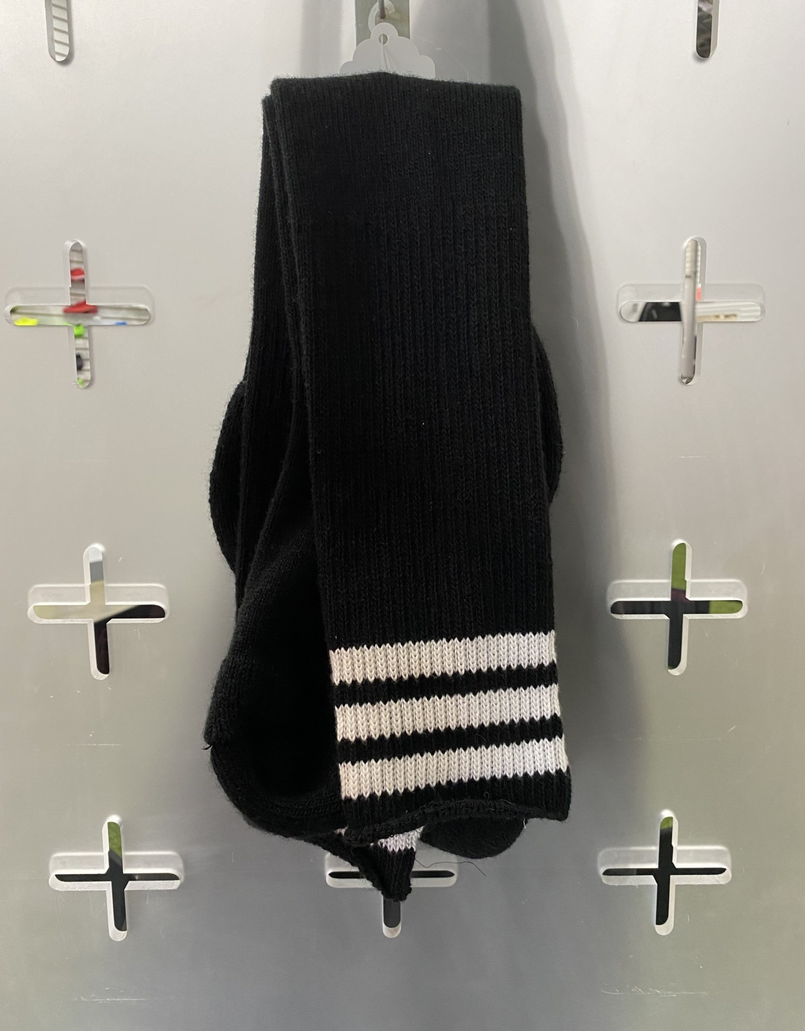 Official Sports Official Sports Economy Black Over the knee Sock Black