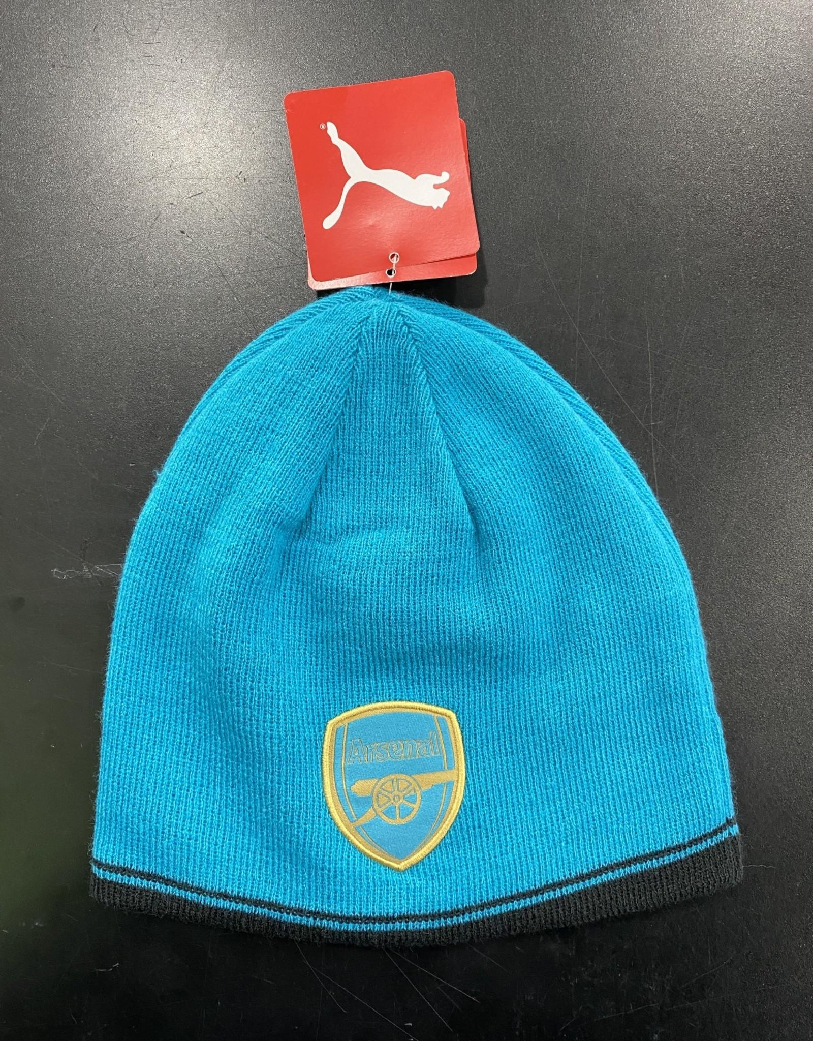 Puma Arsenal Aqua/Blue Beanie