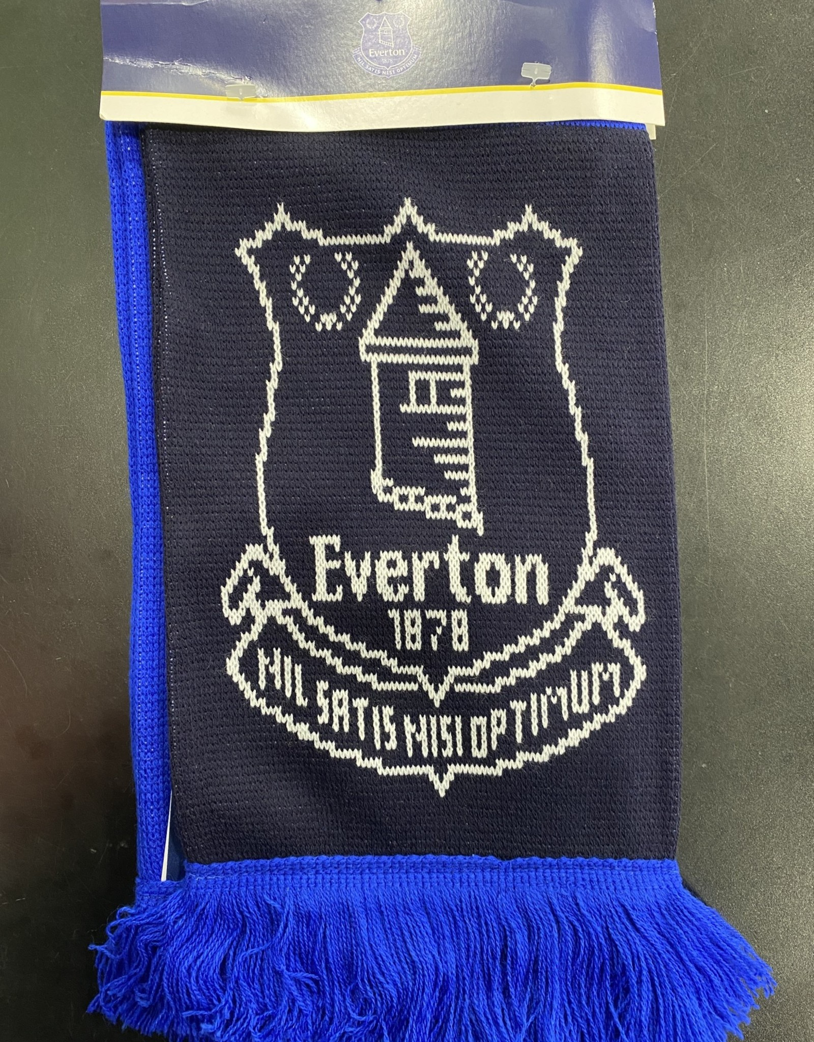 Everton Knitted Scarf