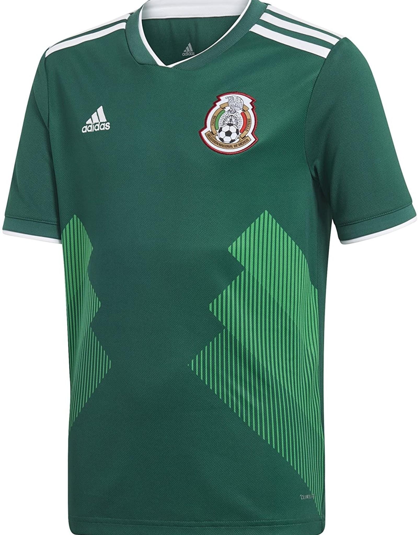 Adidas Mexico Home Jersey