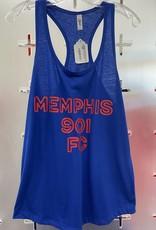 Next  Level 901 Memphis Women Tank Tops