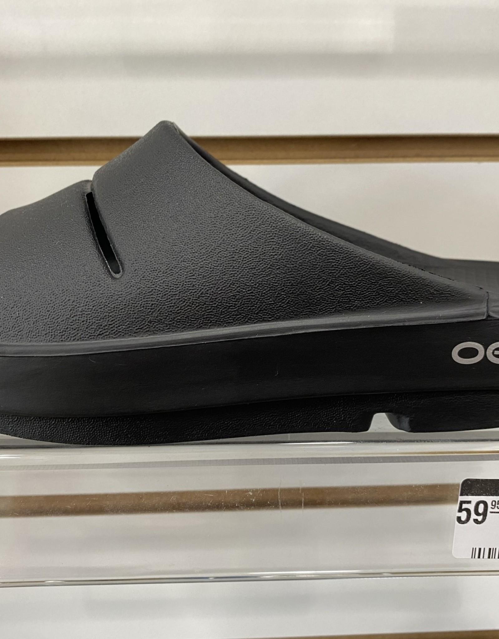 OOFOS Oofos Ooahh Sport Black