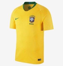 Nike Brasil Home Jersey - Maize