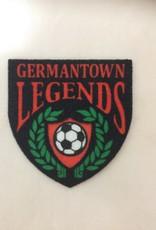 Germantown Legends Black Patch