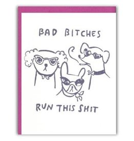 Ghost Academy Ghost Academy | Bad Bitches Card