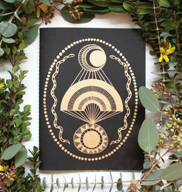 Native Bear The Rainbow Vision | 6 Month Open Dated Planner