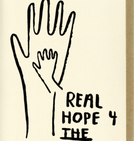 People I've Loved Real Hope Card