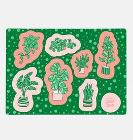 The Good Twin Plant Sticker Sheet