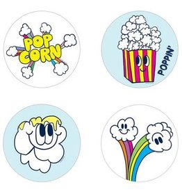 Beautiful Days Beautiful Days | Scratch and Sniff Popcorn Stickers