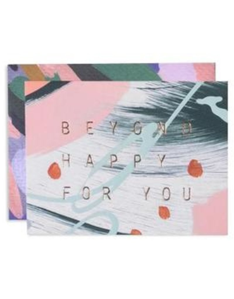 Mōglea Mōglea | Beyond Happy Card