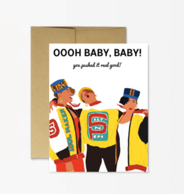Party Mountain Paper Co Party Mountain Paper Co. | Salt N Pepa Push It