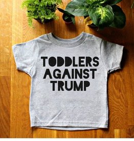 Catch A Wave Catch A Wave | Toddlers Against Trump T-Shirt