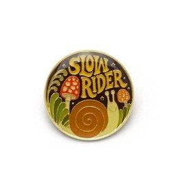 Lucky Horse Press Slow Rider Pin