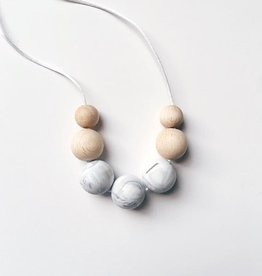 Grace & Parker Grace & Parker | Modo Teething Necklace