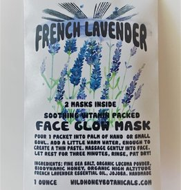 Wild Yonder Botanicals Wild Yonder Botanicals | French Lavender Sea Salt Face Glow
