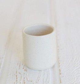 Lafayette Avenue Ceramics Dock Speckled Ceramic Cup
