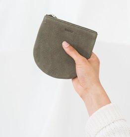 Baggu Baggu | Small Leather U Pouch
