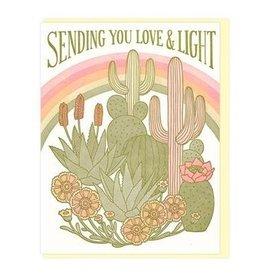 Lucky Horse Press Lucky Horse Press | Sending You Love Card