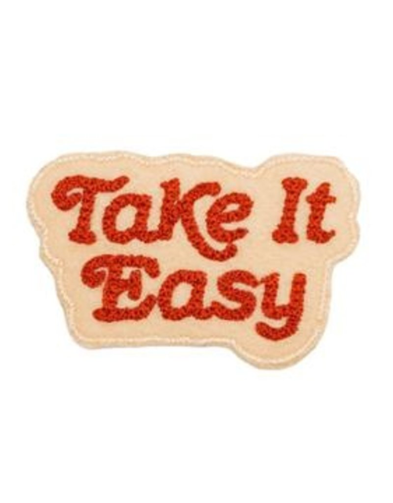 Lucky Horse Press Lucky Horse Press   Take it Easy Patch