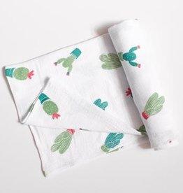 Masek Baby Masek Baby | Prickly Cactus Swaddle Blanket